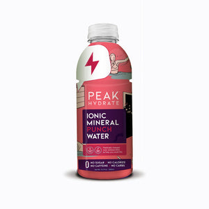PEAK Ionic Mineral Punch Boost (Pack of 12)