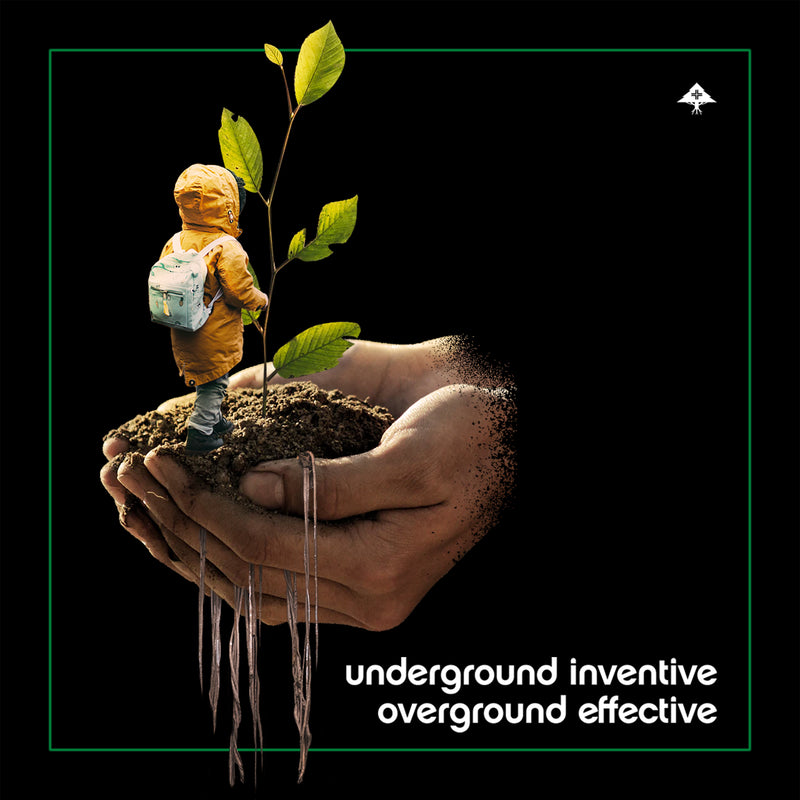 Underground Inventive Overground Effective Playlist | Apple Music