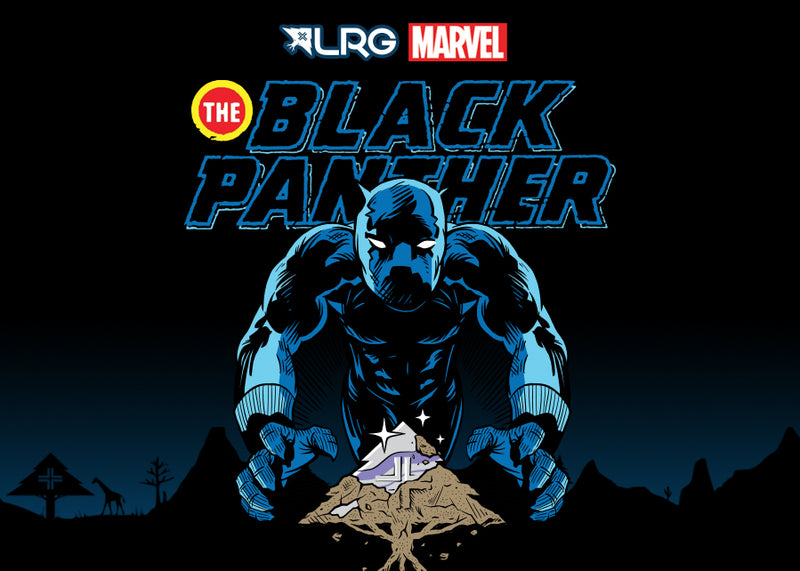 LRG X Marvel Comics Black Panther Collection