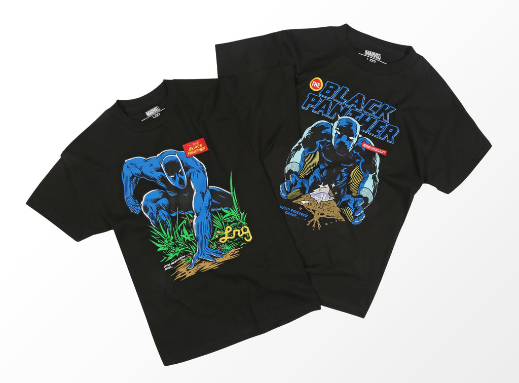 LRG Black Panther Collection