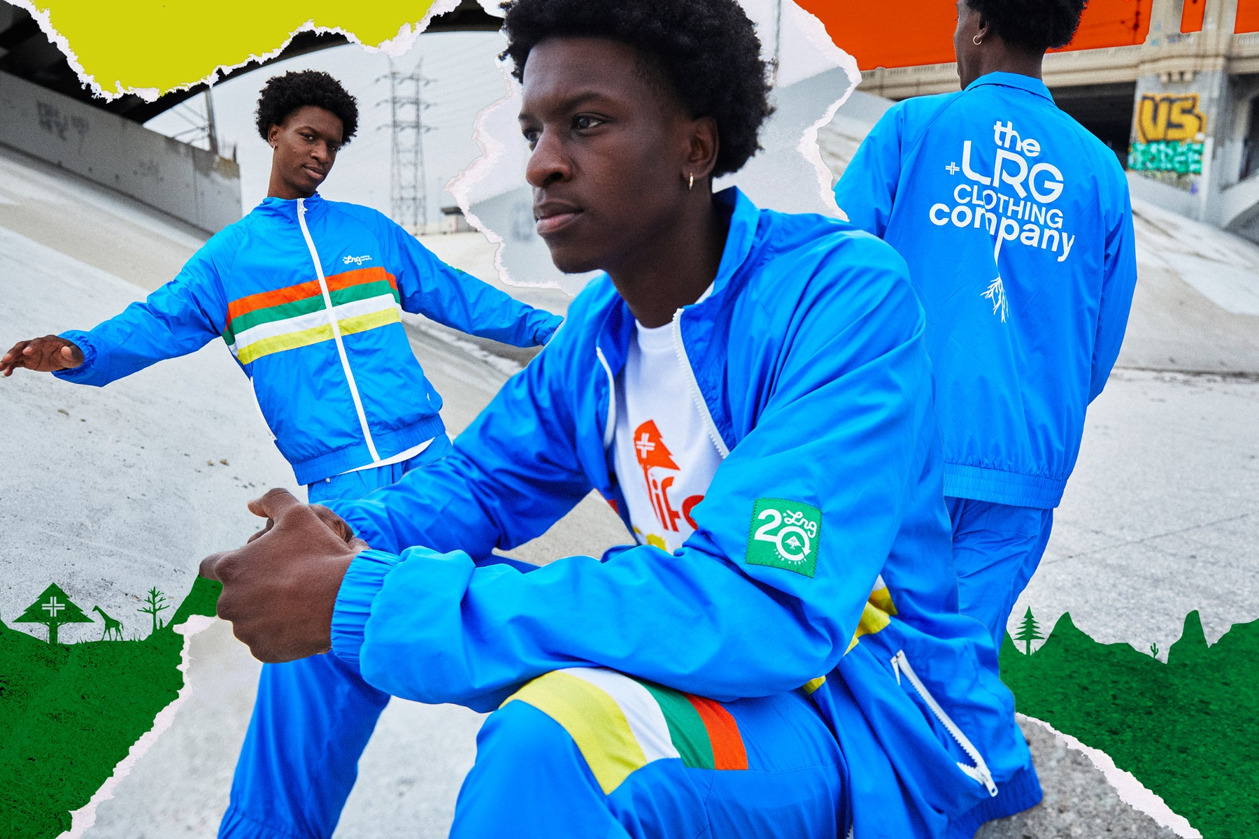 LRG 20th Anniversary Collection