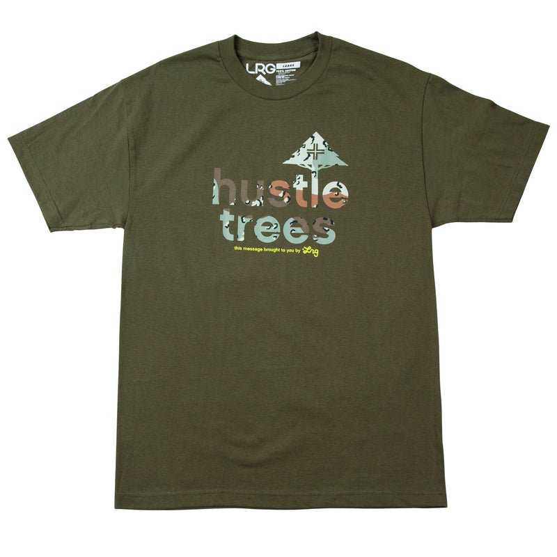 24e22bf9cd1 HUSTLE TREES CAMO TEE