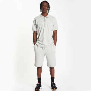 47 SWEATSHORTS - ASH HEATHER