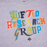 ALL CITY RESEARCH TEE ATHLETIC HEATHER
