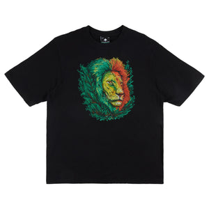 JUNGLE CHEIF KNIT BLACK