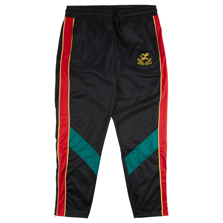 LEGACY 47 TRACKPANT BLACK