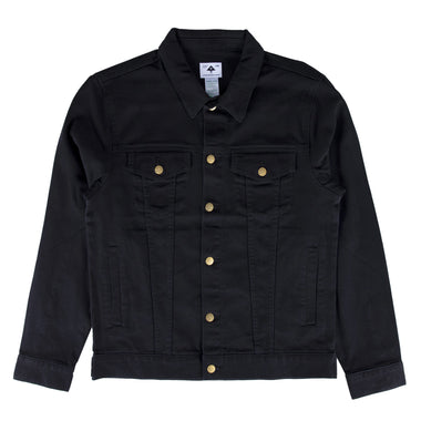 TRUCKSTOP JACKET BLACK