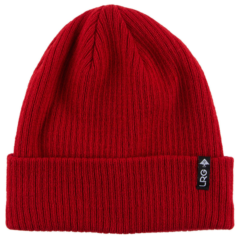 ICON CUFF BEANIE RED