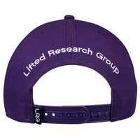 LRG TREE STAPLE HAT PURPLE
