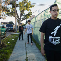 LRG x IN4MATION MIC MAN IN HAWAII TEE BLACK
