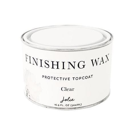 Clear Finishing Wax
