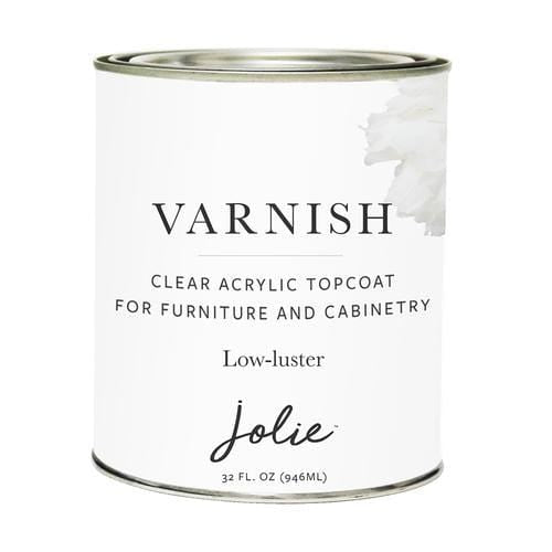 Low-Luster Varnish
