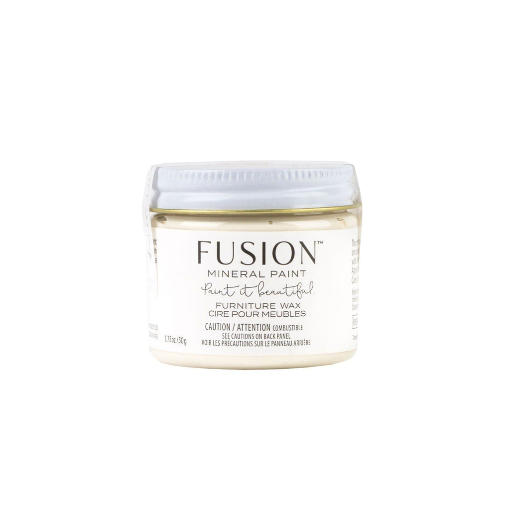 Liming Furniture Wax by Fusion Mineral Paint