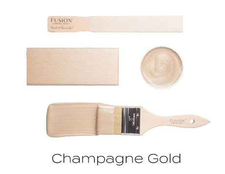 Limited Edition Fusion Champagne Gold