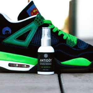ANTIDŌT by sōlscience Sneaker Freshener Cool Watermelon Air Jordan 4