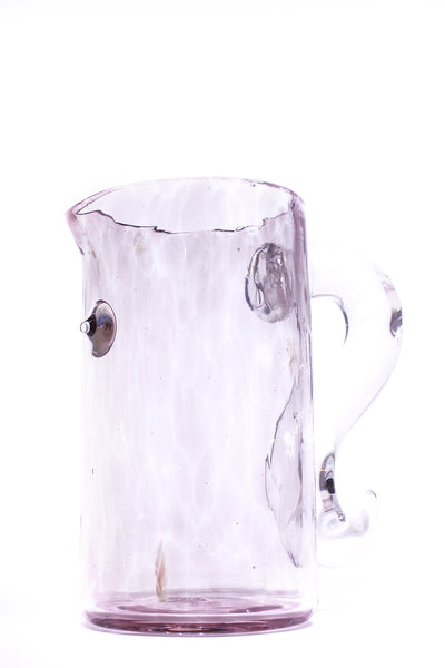 PONY PITCHER in Pale Mauve