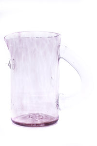 TUBE PITCHER in Pale Mauve