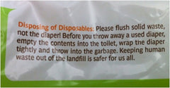Disposable Instructions