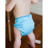 Real Nappies reusable cloth nappies-Snug Wrap Nappy Cover - TODDLER (13-18+kg)-