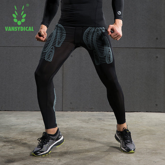 Compression tights. Power stretch for full flex.