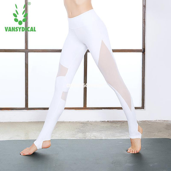 Yoga/Workout Sports Leggings For Women Compression.