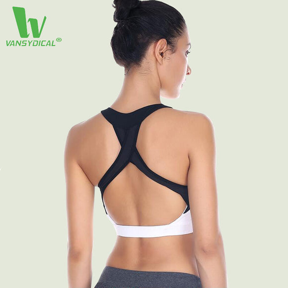 Sports Bra for Workout, Jogging. Shockproof Running function. Great for Fitness, Gym, Yoga Bra aso. Anti-sweat.