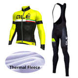 ALE Cycling Pro. Winter Thermal set