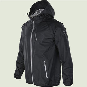 Waterproof Running and Fitness jacket. Gym, Soccer, Basketball or Outdoor Training