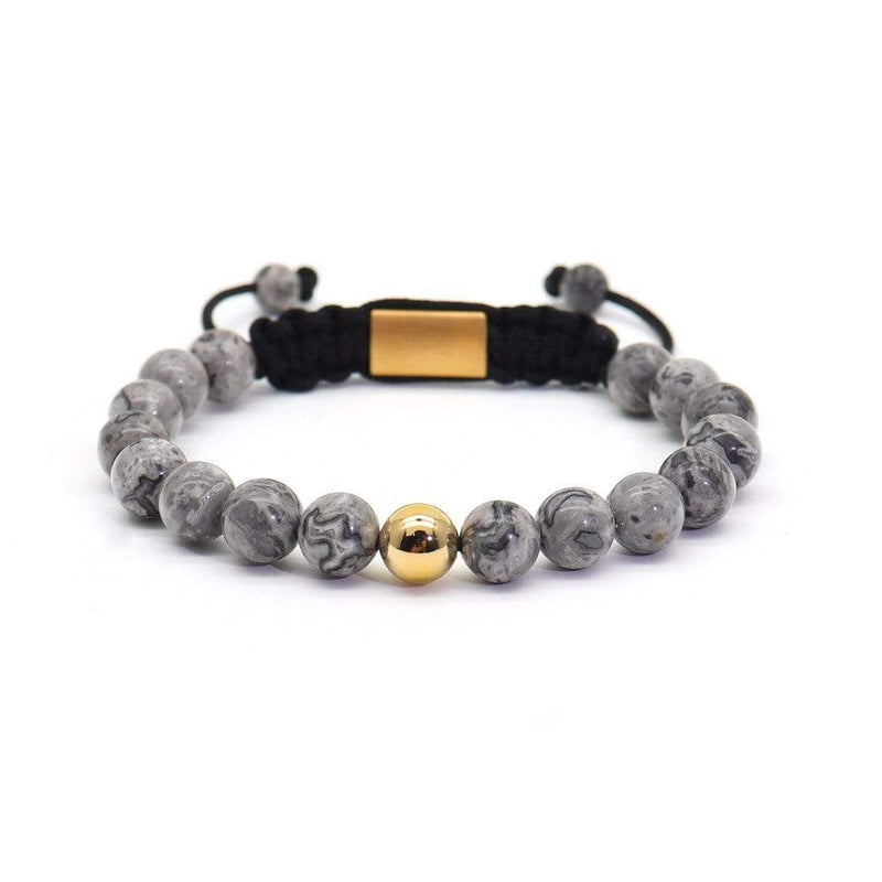 MANSSION Beaded bracelet Manhattan