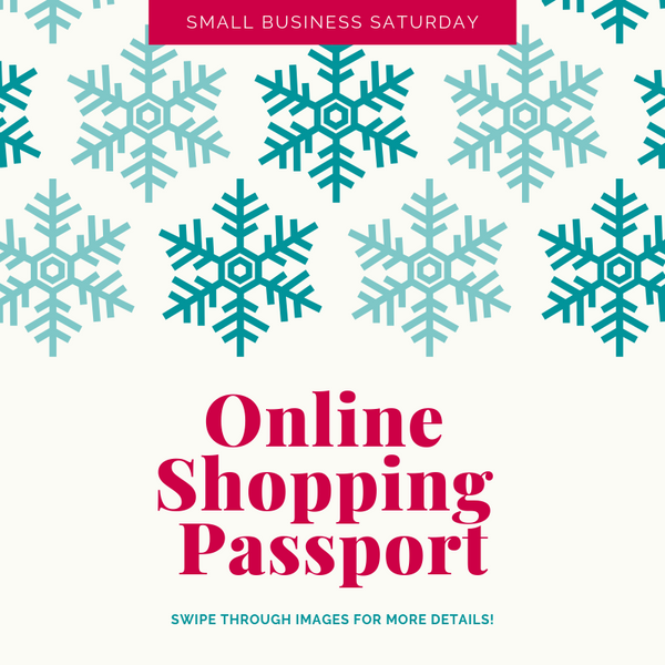 Shop Small Saturday - Your Shopping Passport