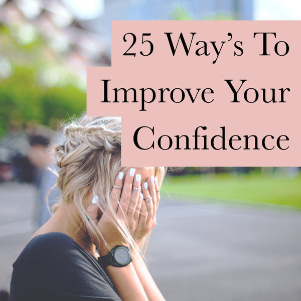 Inhale Confidence, Exhale Doubt: Wear Your Confidence This New Year