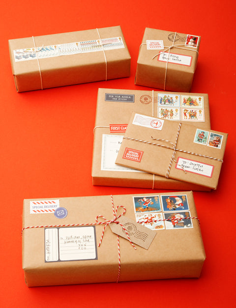 Parcel Christmas Gifts