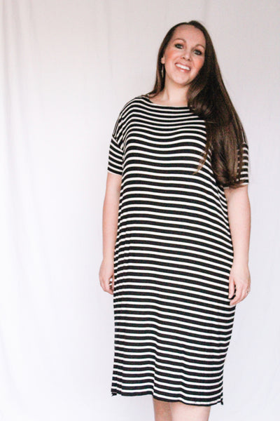 Curvy: Allison Dress