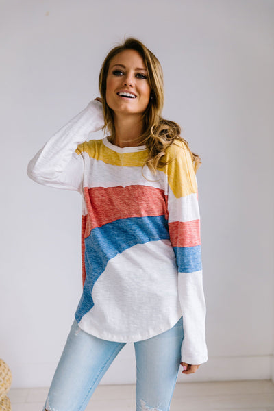 Rainbow Connection Top
