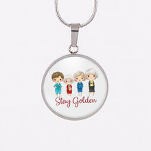 Stay Golden Girls Necklace