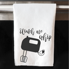 Song Lyric Towels | Waffle Towel | Kitchen