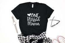 One Blessed Mama | Bossy | Women's Tee Shirt