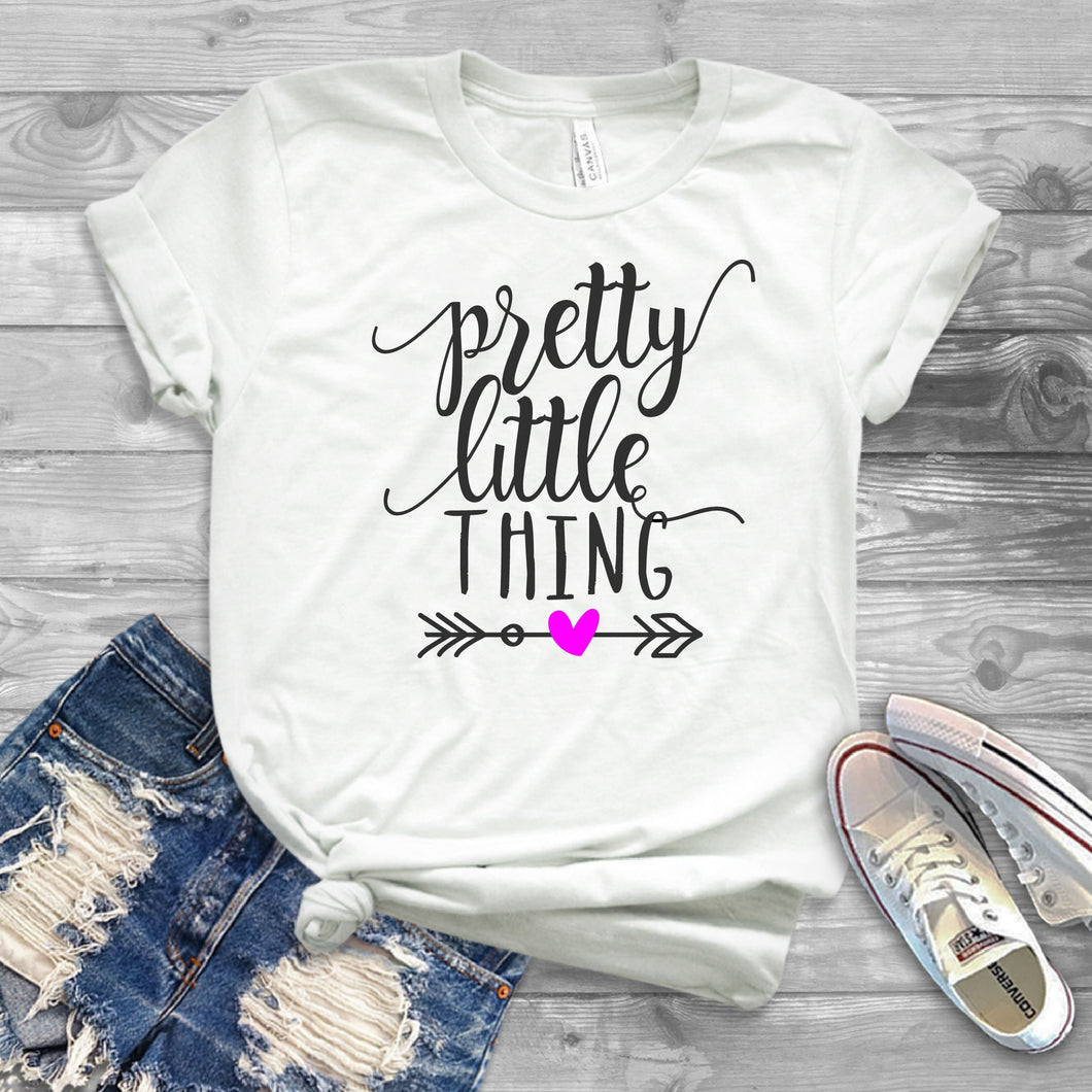 Pretty Little Thing | Arrow | Womens Tee T Shirt
