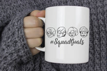 Stay golden | Squad Goals | Coffee Mug | Animated Cartoons