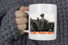 Custom Photo or Text Mug//Personalized