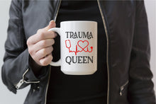 Trauma Queen | Coffee Mug | Drama