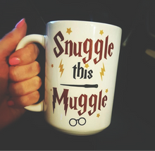 Snuggle this Muggle | Coffee Mug | Harry Potter