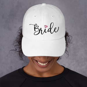 Bride Dad Hat Bridal Party Wedding