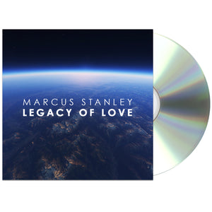 Legacy of Love Album - Autographed CD