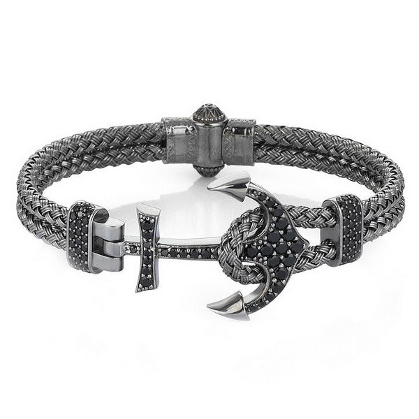 Crows Nest Anchor Bracelet