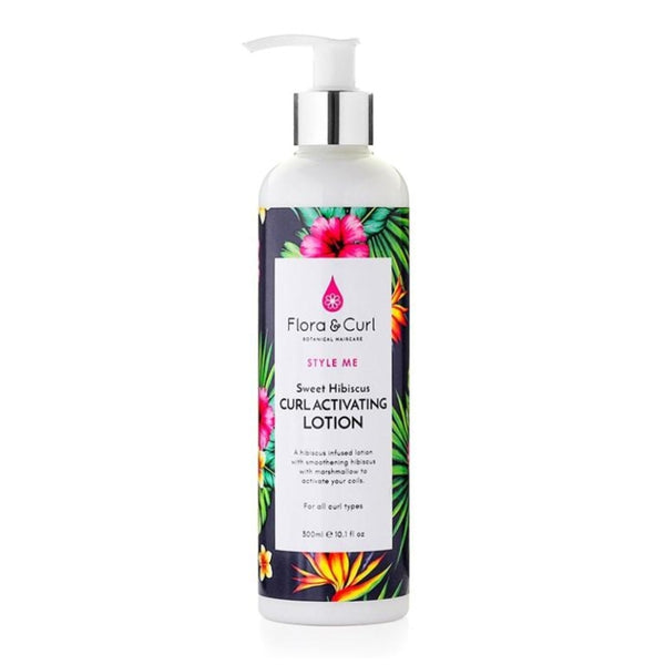 Sweet Hibiscus Curl Activating Lotion Coiffants