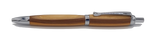 Ballpoint click pen in Yew from Saltram House Plymouth freeshipping - DevonPens