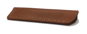 Leather Pen Case handmade in quality leather - DevonPens