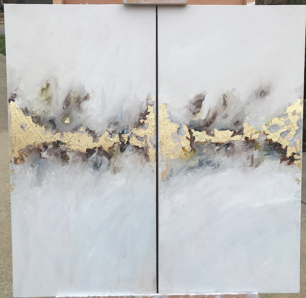 White Diptych
