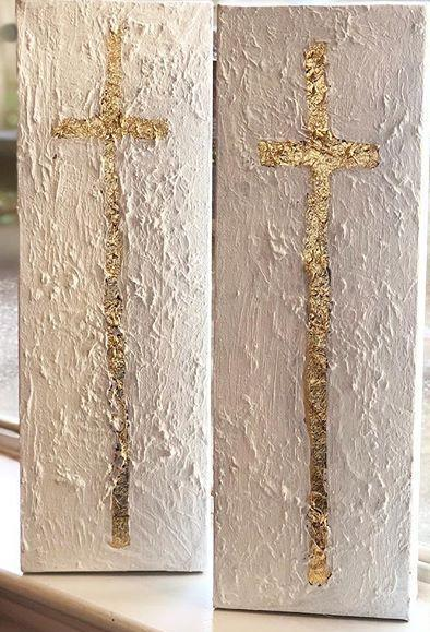 Gold Crosses